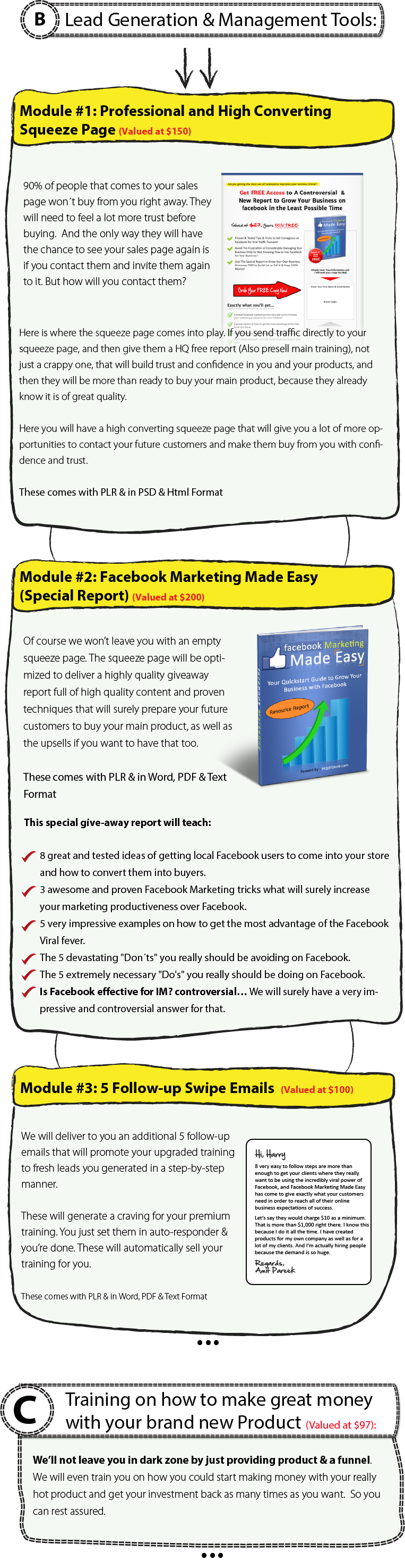 FB Marketing Success Kit Upsell Download