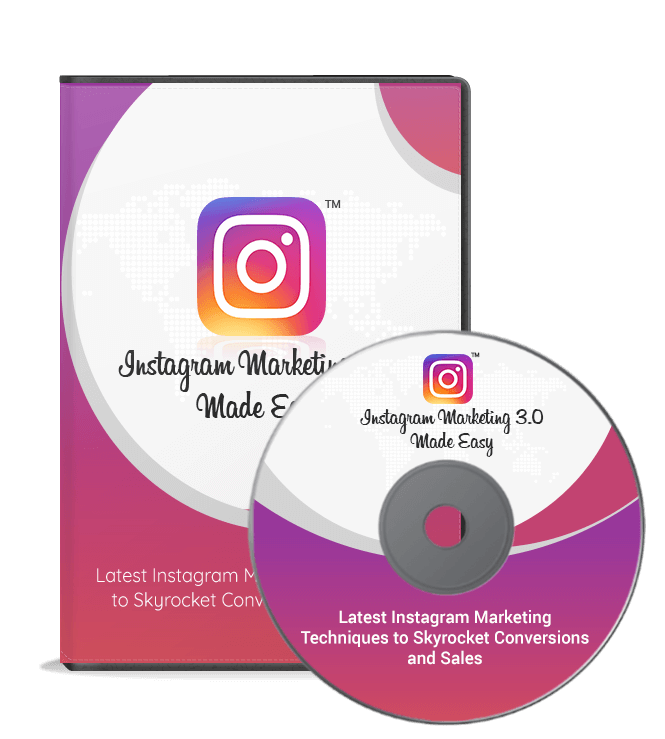 Instagram Marketing Made Easy Video Training
