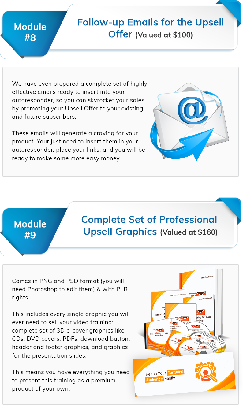 Latest Email Marketing DFY Business Downsell Download