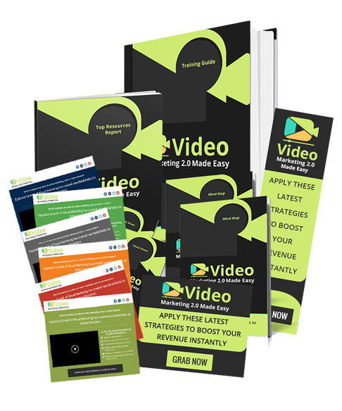 Video Marketing 2.0 Success Kit Monster PLR Download