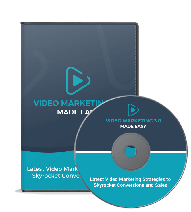 Video Marketing Made Easy Video Training